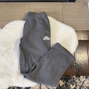 Nike Air fleece joggers size medium